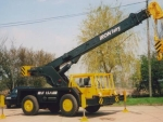 IRON FAIRY 15AT all terrain crane